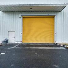 廣東快速軟簾門廠家供應PVC軟簾門拆疊式軟簾門圖片