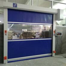 廣東提升門廠家定制工業提升門滑升門圖片