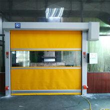 惠州厂家供应车间自动快速门快速感ω应门卷帘门图片
