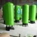锅炉软化树脂罐玻璃钢压力罐