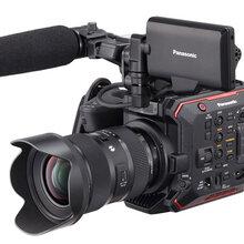 松下紧凑型摄影机AU-EVA1摄录一体机图片