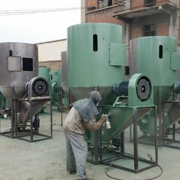 饲料粉碎混合一体机厂家直销小型饲料粉碎搅拌机