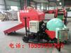 面包草加工机械黑龙江秸秆黄储包膜机青贮秸秆裹包机价格
