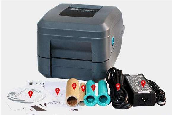 zebragt820二维条码机出货标签打印机苏州斑马维修