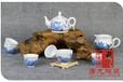 客户礼品茶具陶瓷茶具定做加字