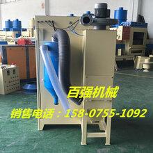 深圳喷砂机深圳自动喷砂机输送式自动喷砂机图片