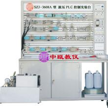 SZJ-3608A型液压PLC控制实验台(铝槽式,单面)
