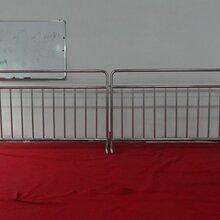 热销云浮不锈钢材质活动护栏铁马的工厂