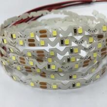 深圳厂家直销2835S型灯带蛇形迷你字专用led软灯条图片
