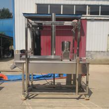 全自动始兴豆壳机器花生饼油炸生产线