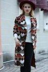 欧菲大码新款呢子大衣品牌尾货折扣女装特价分份