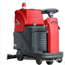 物业用驾驶式式洗地机,克力威XD60超市用驾驶式洗地机图片