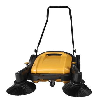 无动力手推式清扫车,手推式吸尘扫地车,扫地机