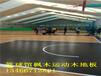篮球馆木地板翻新价格,体育馆木地板厂家施工价格