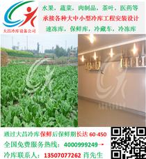 蔬菜保鲜专用冷库,赣州蔬菜冷库安装,赣州蔬菜冷库价格,蔬菜小型冷库