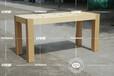 苹果木纹手机体验柜台定做苹果原版木纹体验桌