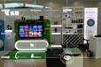 镇江市厂家直销原版乐视手机展台、乐视生态店体验柜