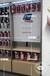 宿州市专业订做华为不锈钢配件柜、新款手机体验台