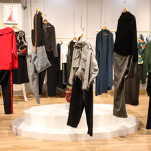深圳设计师品牌18春,Marisfrolg玛丝菲尔马天奴同款图片
