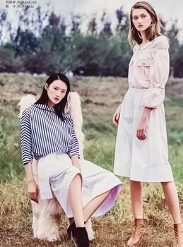 香港维伊VE2019春夏,另有艾安琪布卡魅之女米梵拓谷法尔莎卡尼欧