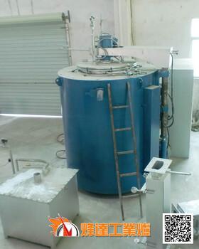 電磁加熱氣體氮化爐