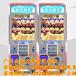 江苏扬州蓝色精灵娃娃机一台多少钱
