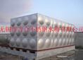 武汉不锈钢水箱武汉不锈钢水箱模压板箱泵一体化水箱