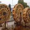 成都景观水车厂,成都防腐木水车厂定制加工