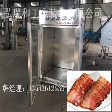 香腸設備煙熏小型爐_小型熏雞熟食爐_大品牌煙熏爐報價圖片