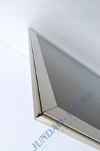 大尺寸铝合金广告框铝合金框厂家