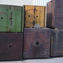 平湖废铜料红铜块回收平湖回收报废模具铁图片
