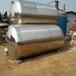 低價處理二手食品級1噸到50噸不銹鋼儲罐攪拌罐
