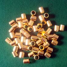 供应惠州厂家生产直销进口HPb59-1黄铜套性能优越黄铜套市场价格