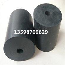 直径150高度265内孔80橡胶复合弹簧/矿筛压缩弹簧图片