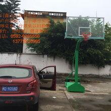 厦门篮球架厦门钢化玻璃篮球架厦门金陵篮球架