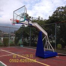 龙岩篮球架龙岩比赛篮球架龙岩钢化玻璃篮球架
