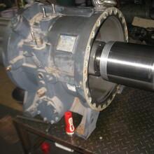 汉钟螺杆机维修,二手汉钟压缩机RC2-410B压缩机维修图片