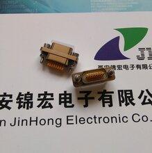 J30J直插印制板微矩形连接器N-J、N3-J、N4-J、N8-J、N12-J型图片