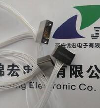国标产品J30JZLN51ZKWA000J30JZLN66ZKWA000低插拔力微矩形连接器图片
