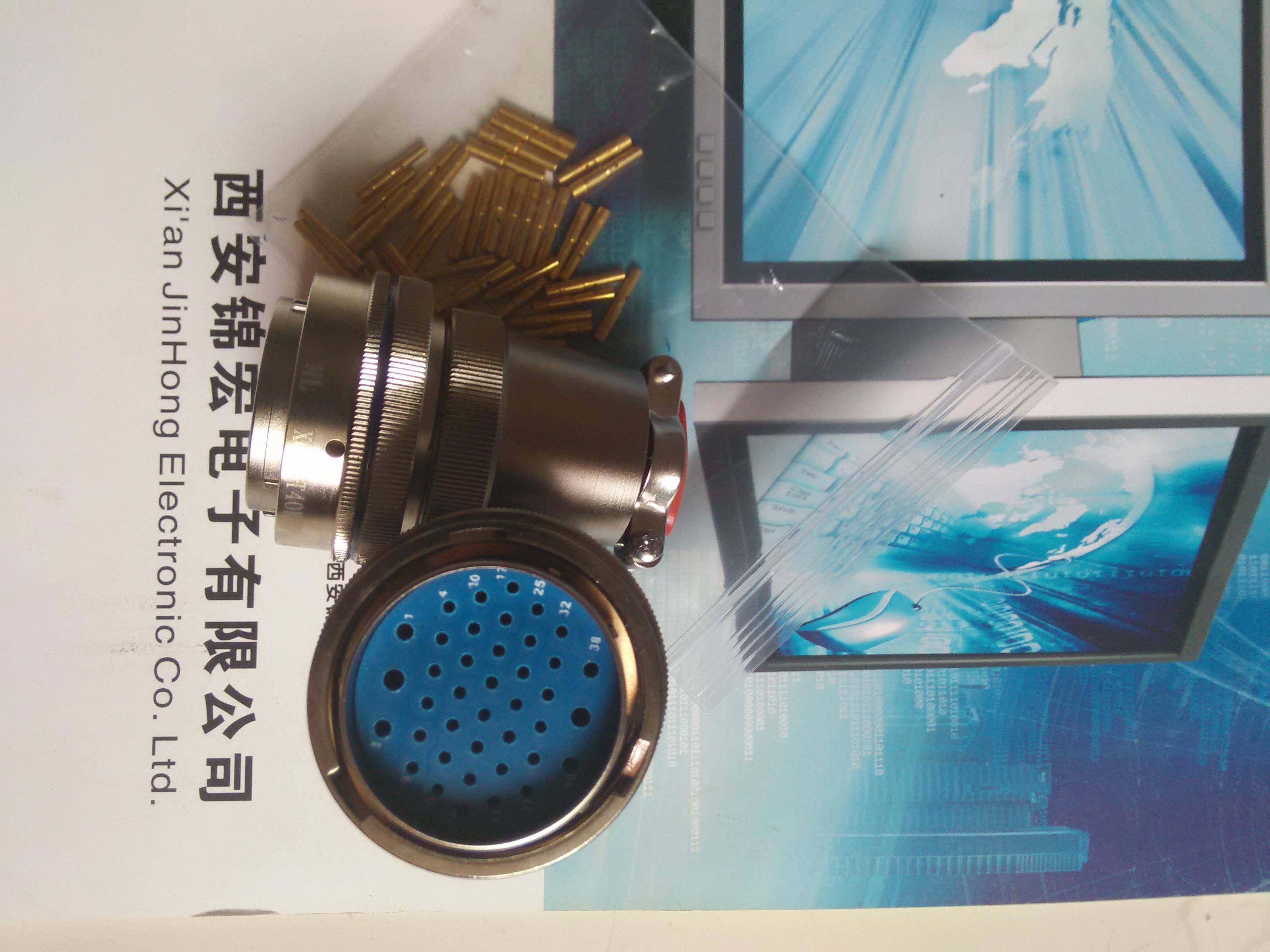 圆形连接器 CF55-02100PT中国总代理价格 - 中国供应商