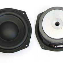 5.25寸-133X133mm-2低音扬声器喇叭图片