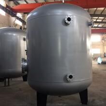 承压式太阳能储热水罐图片