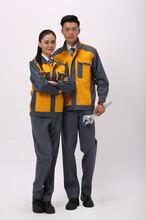 四季长期工作服批发长短袖现货都有大量库存尺码全