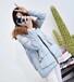 厂家批发尾货服装连衣裙服装北京工厂服装处理大量夏季库存