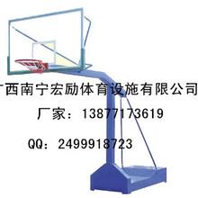 梧州岑溪最好的篮球架新农村体育篮球架宏励体育
