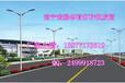 柳州市城市道路照明灯杆厂家,锥形6米灯杆多少钱一根?灯杆地笼