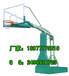 百色籃球架廠家直銷大箱帶輪籃球架宏利體育設施廠