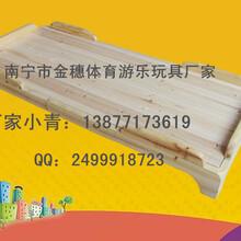 南宁市幼儿园木床批发单人木床可折叠金穗厂