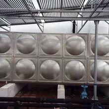 不锈钢水箱北京加工定制送货到现场并负责安装