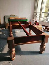 星牌臺球桌安裝修理東城區臺球桌找水平更換臺呢臺球配件圖片